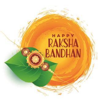 Raksha Bandhan Greetings To All Our Readers
