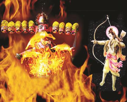 Maha Navmi and Dussehra Greetings To All Our Readers.