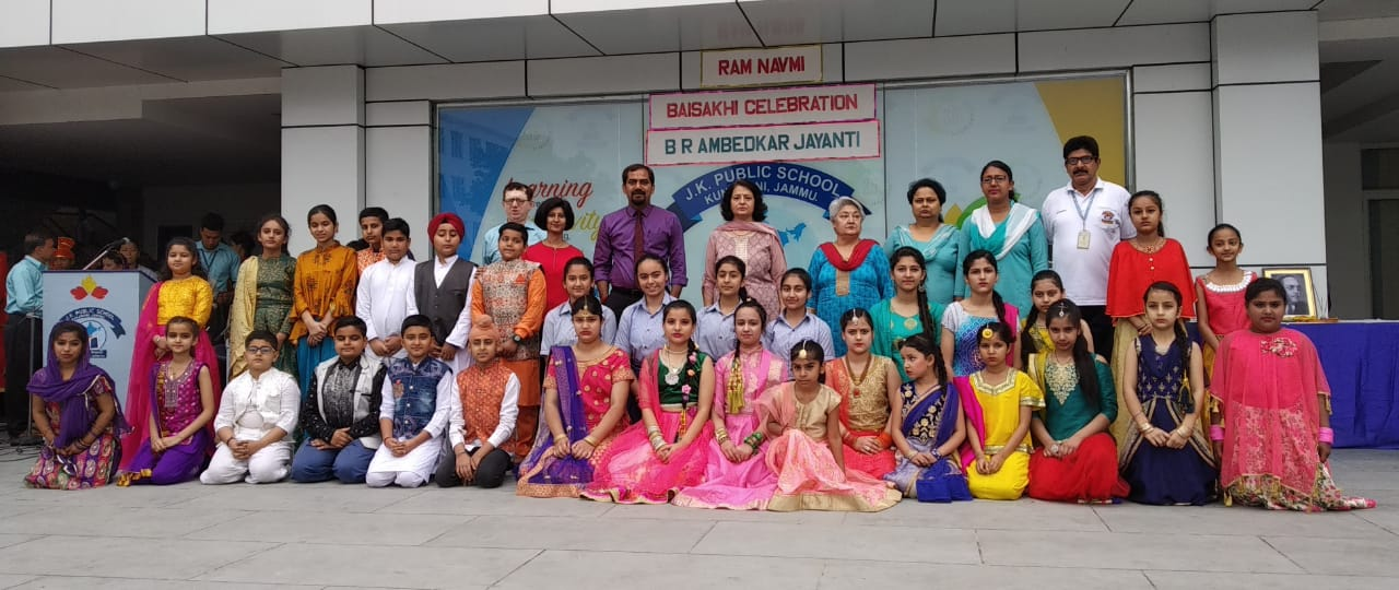 Ram Navami, Baisakhi celebrated at JKPS