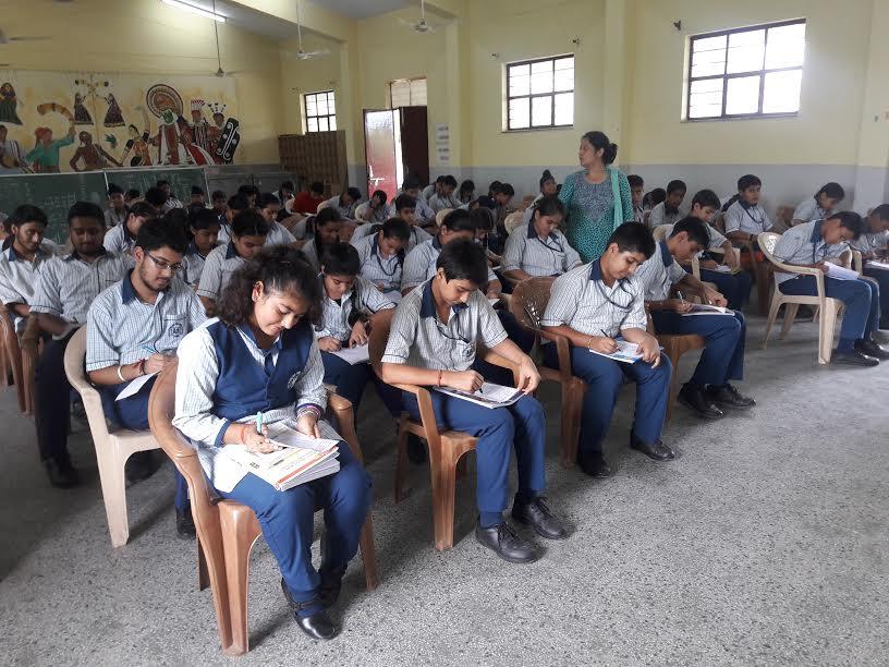 GMST held at SOS Hermann Gmeiner School